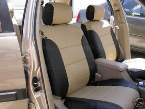 honda accord 1994 1997 leather like custom seat cover ebay. Black Bedroom Furniture Sets. Home Design Ideas