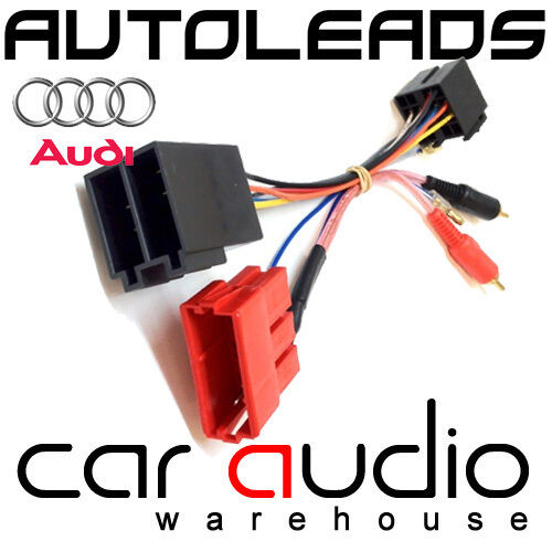 audi a3 a4 a6 tt rear speaker amplified bypass car stereo. Black Bedroom Furniture Sets. Home Design Ideas