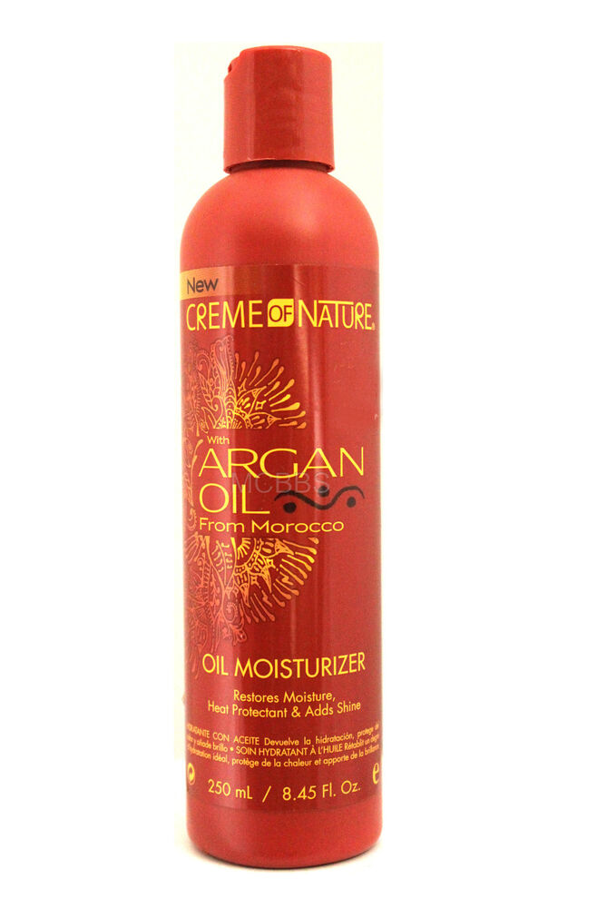 Creme Of Nature Argan Oil Moisturizer Review