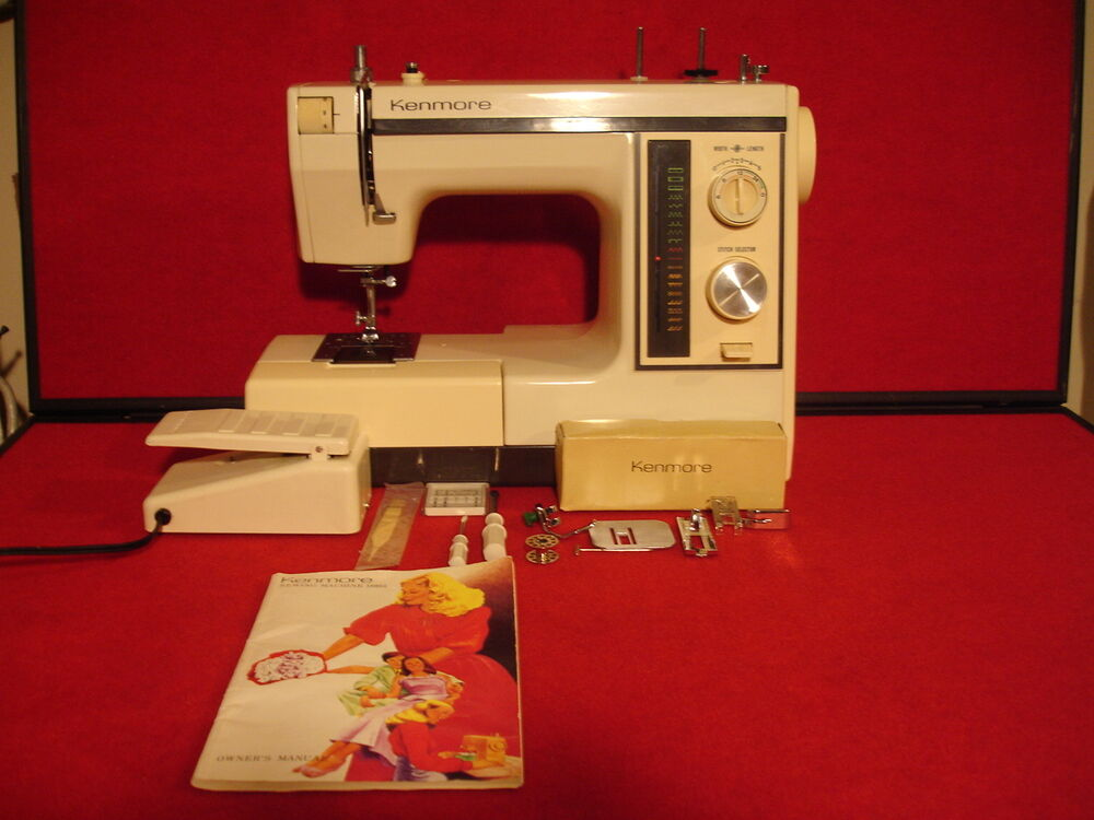 Sears sewing machine manual model 385