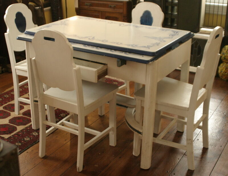 Wooden Kitchen Tables Ebay