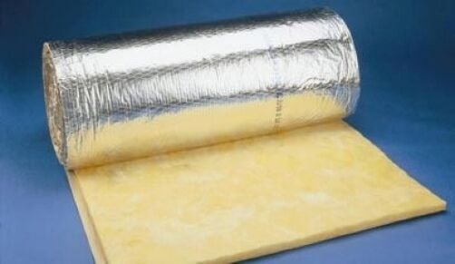 Thermal & Acoustic Duct Ducting Wrap Insulation for ...