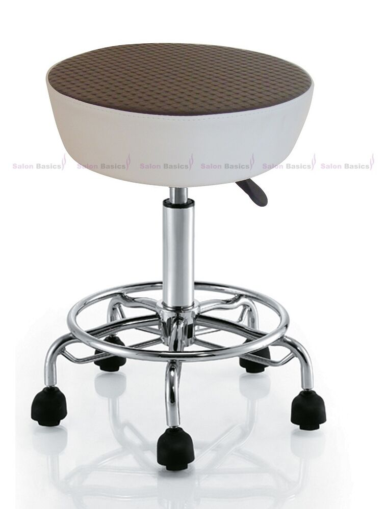 Beauty stool gas lift spa massage hair care salon for Beauty spa equipment