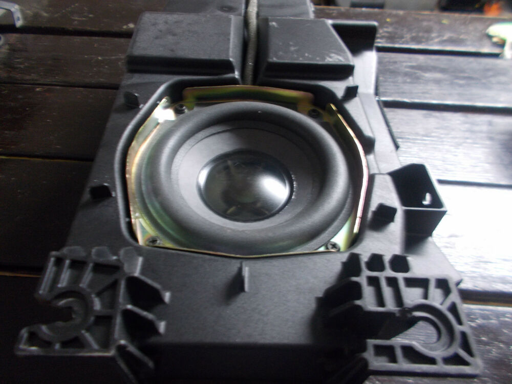 2007 ESCALADE BOSE SUBWOOFER OEM FACTORY SPEAKER | eBay