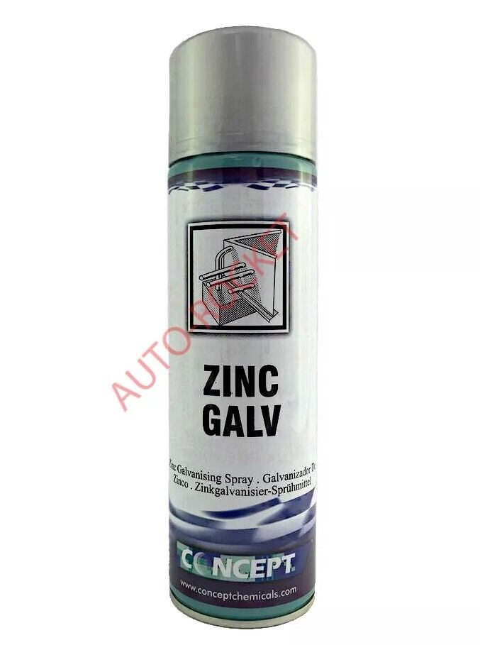 Zinc Primer Spray Paint