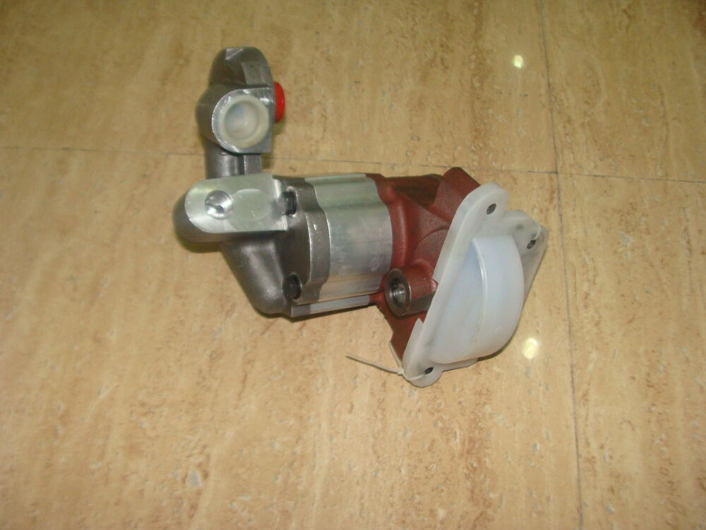 Ford Tractor 2600 Series : New ford tractor hydraulic pump