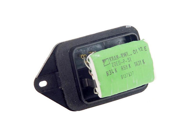 For volvo 850 heater blower motor resistor without climate for Volvo 850 blower motor