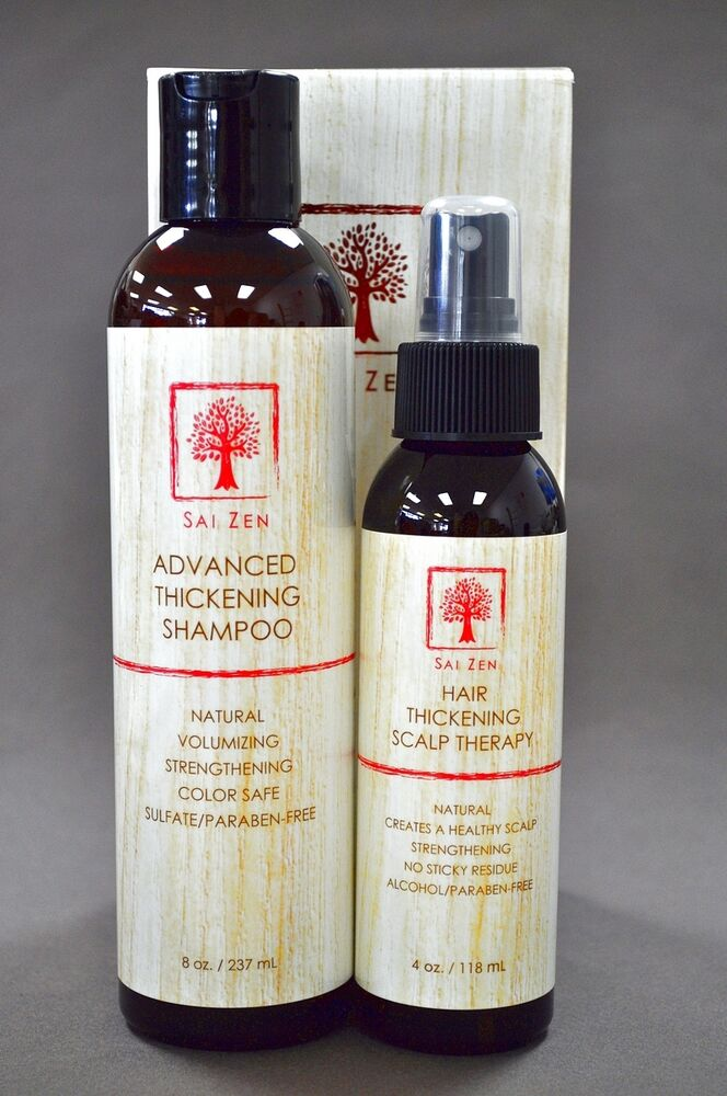 Sai Zen Japanese Secret Hair Regrowth Shampoo Amp Scalp