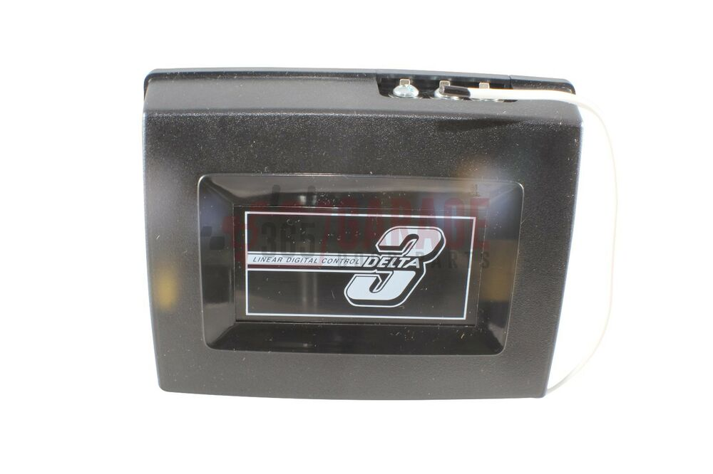 Linear Dr Receiver Dr3a Dnr00001 Garage Door Opener Radio