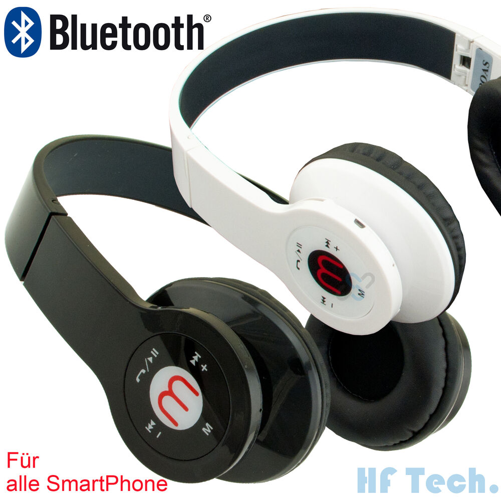 universal bluetooth headset stereo kopfh re kabellos mp3. Black Bedroom Furniture Sets. Home Design Ideas