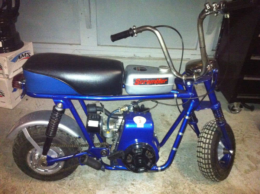 rupp mini bike Vintage