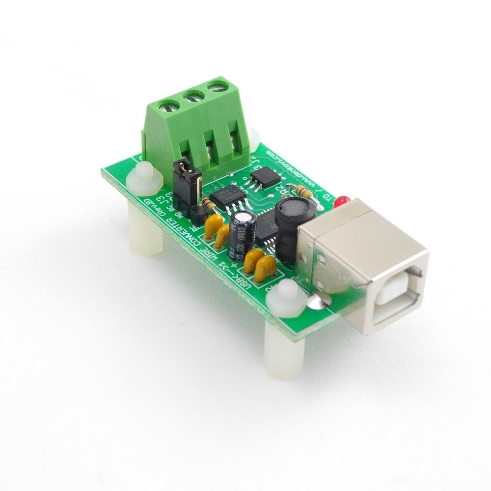 Usb 1 Wire Adapter Mit Ft232rl Ds2480b Chipset Ds18s20 Likewise To Ps2 Controller Wiring Diagram Together With Micro Sensor Ebay