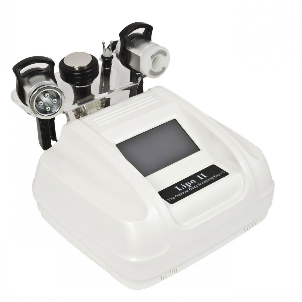Ultrasonic Cavitation Liposuction Radio Frequency Slimming