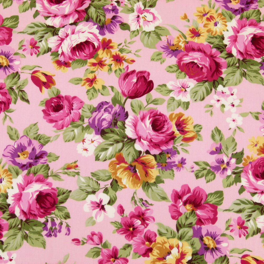 Fabric Vintage Floral Print By Richloom Fabric For Drapery |Vintage Floral Fabric