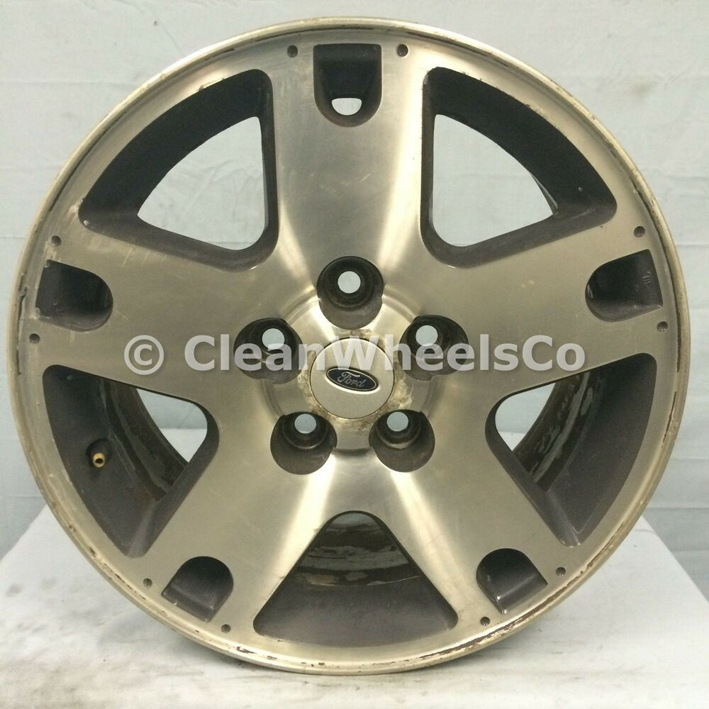 Used Ford Wheels : Used ford aluminum rims