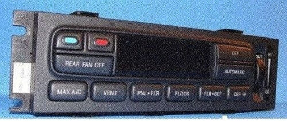 1998 2000 ford crown victoria digital eatc ac heater Crown Victoria Steering Wheel Crown Victoria Spoiler