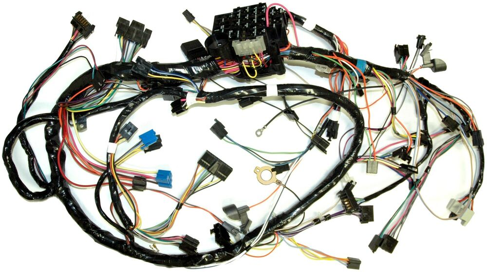 1982 Corvette Dash Wiring Harness  New