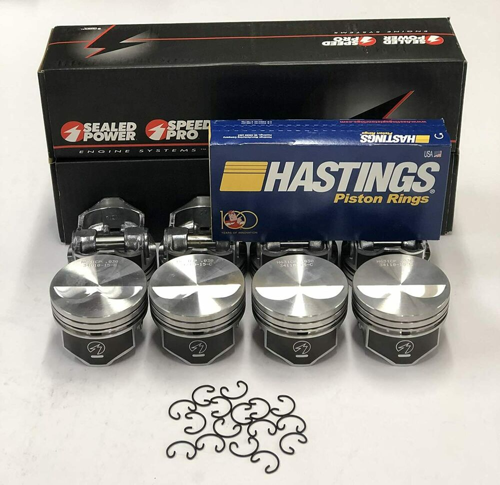 Moly Or Chrome Piston Rings