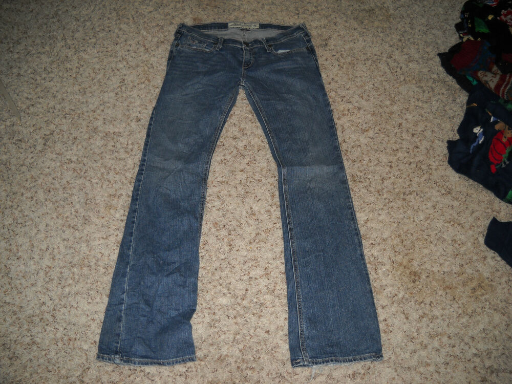 Nice Junior's HOLLISTER Stretch Flare/Bootcut Jeans Size ...