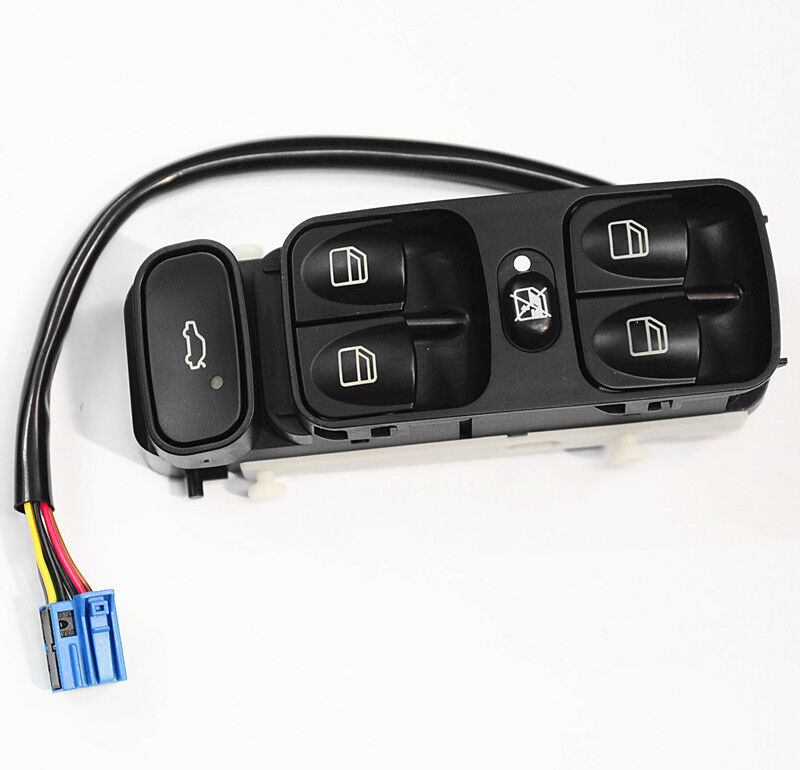 New power window switch console for mercedes w203 c class for Mercedes benz c320 parts