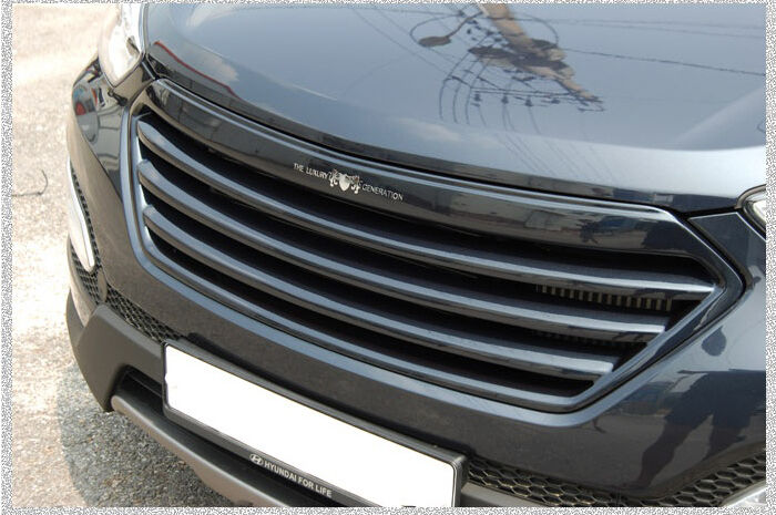 Sports Radiator Front Grille Painted 7color For 14 2015