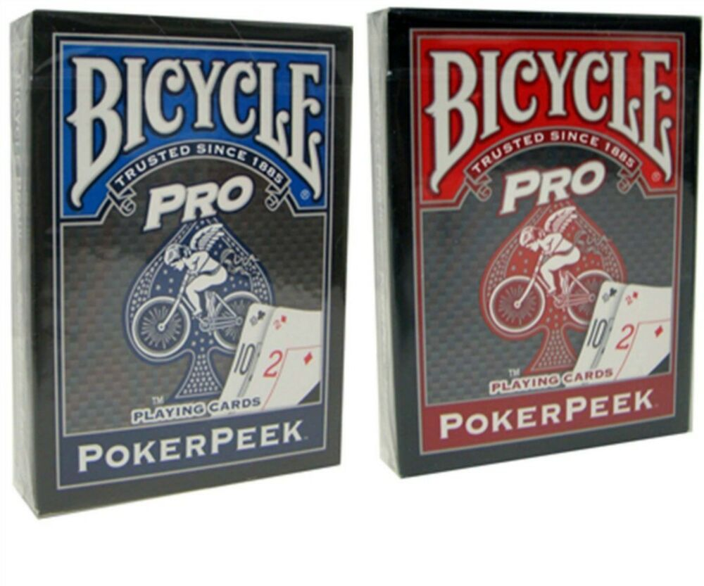 bicycle decks list