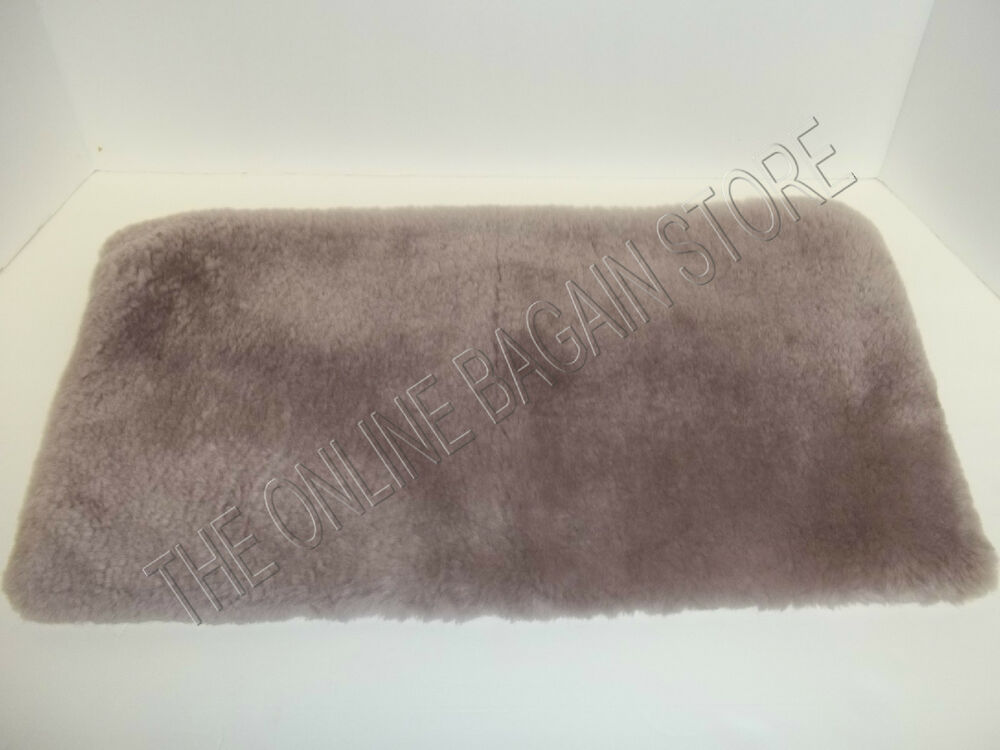 Pottery Barn West Elm Sheared Sheepskin Lumbar Throw