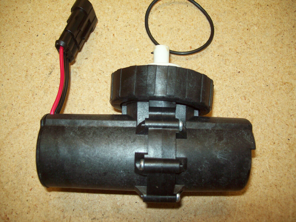 Electric Fuel Pumps For Tractors : Replacement electric fuel pump ford new holland ts