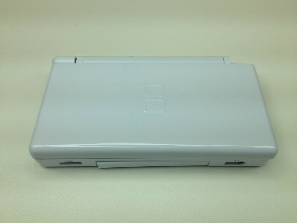 how to clean nintendo ds lite edges