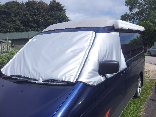 Mazda Bongo External Thermal Windscreen Cover Colour