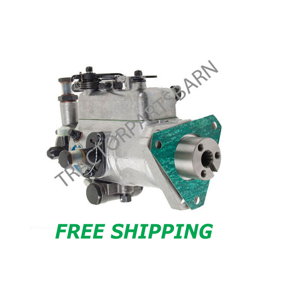 Ford tractor new fuel injection pump 4000 4500 4600 4610 555b cav