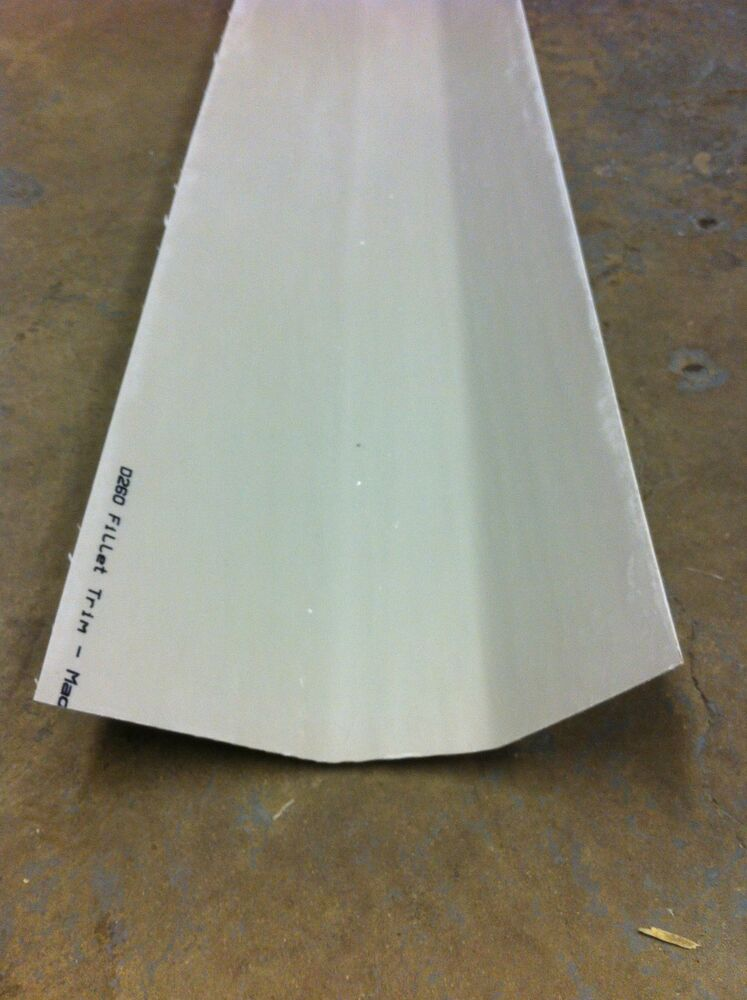 Grp Fibreglass Roofing D300 Angle Fillet With Long Leg