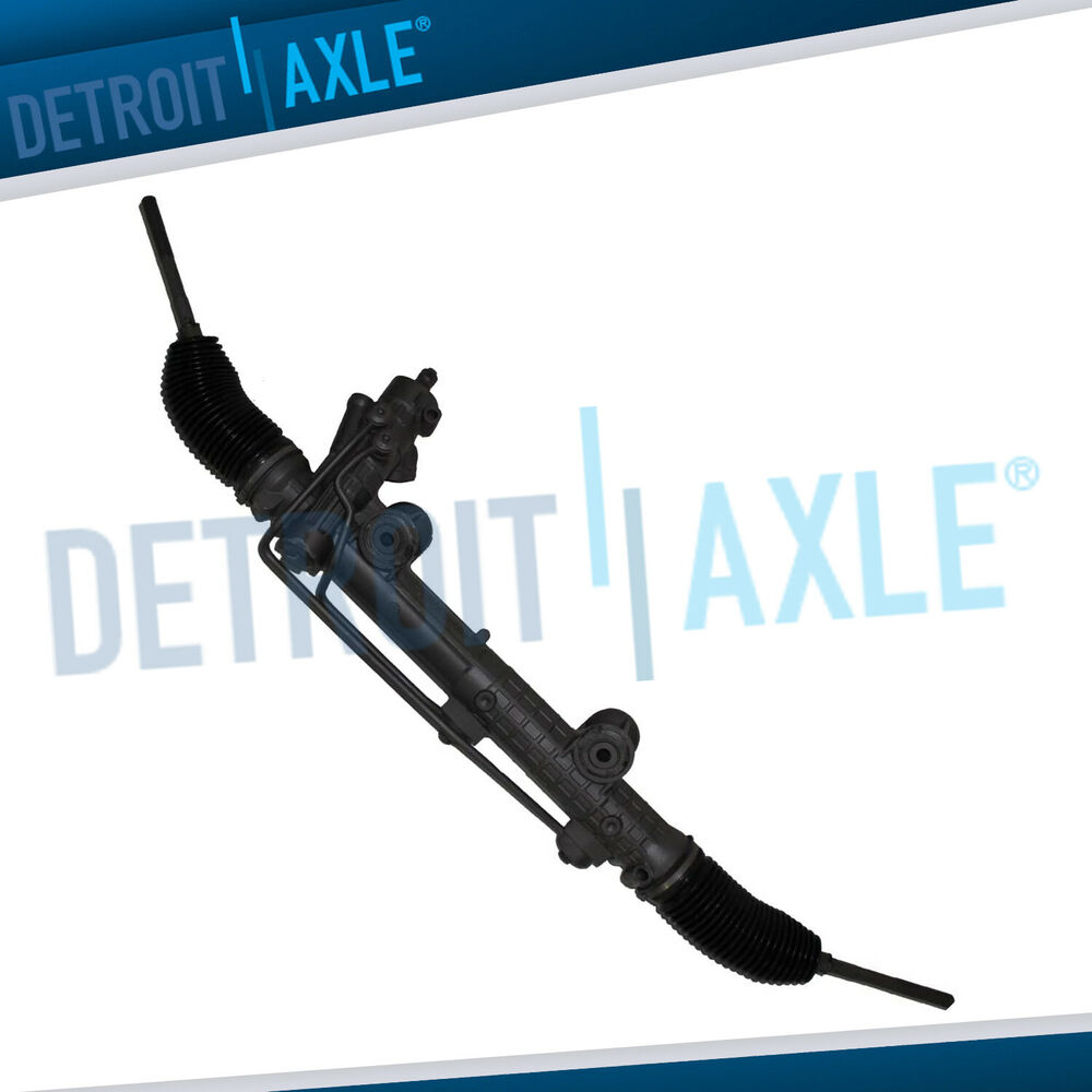 complete power steering rack and pinion for mercedes e320