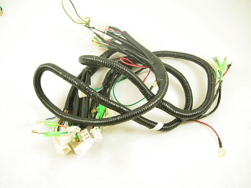 taotao scooter 49cc wire harness cy 50 t3 magic wire harness wire harness 50cc ebay