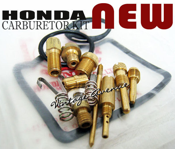 honda benly c92 ca92 cs92 carburetor carb repair kit ebay. Black Bedroom Furniture Sets. Home Design Ideas