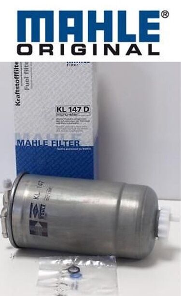 vw alh bew bhw tdi fuel filter oem mahle 1j0127401a golf. Black Bedroom Furniture Sets. Home Design Ideas