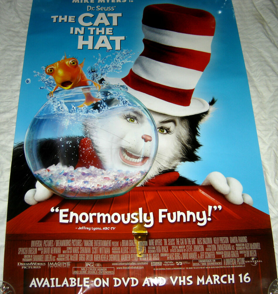 Cat In The Hat Movie Rated