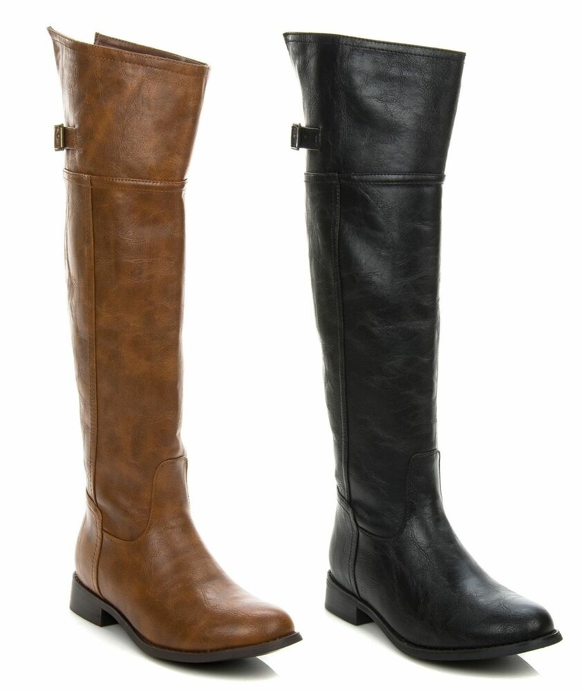 new breckelle s the knee thigh high boot