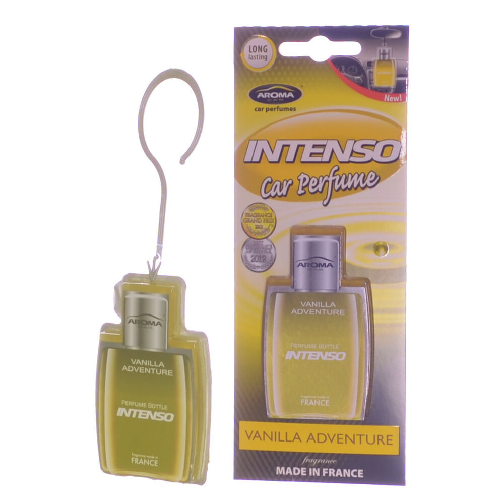Aroma Intenso Gel Car Perfume Long Lasting Car Air