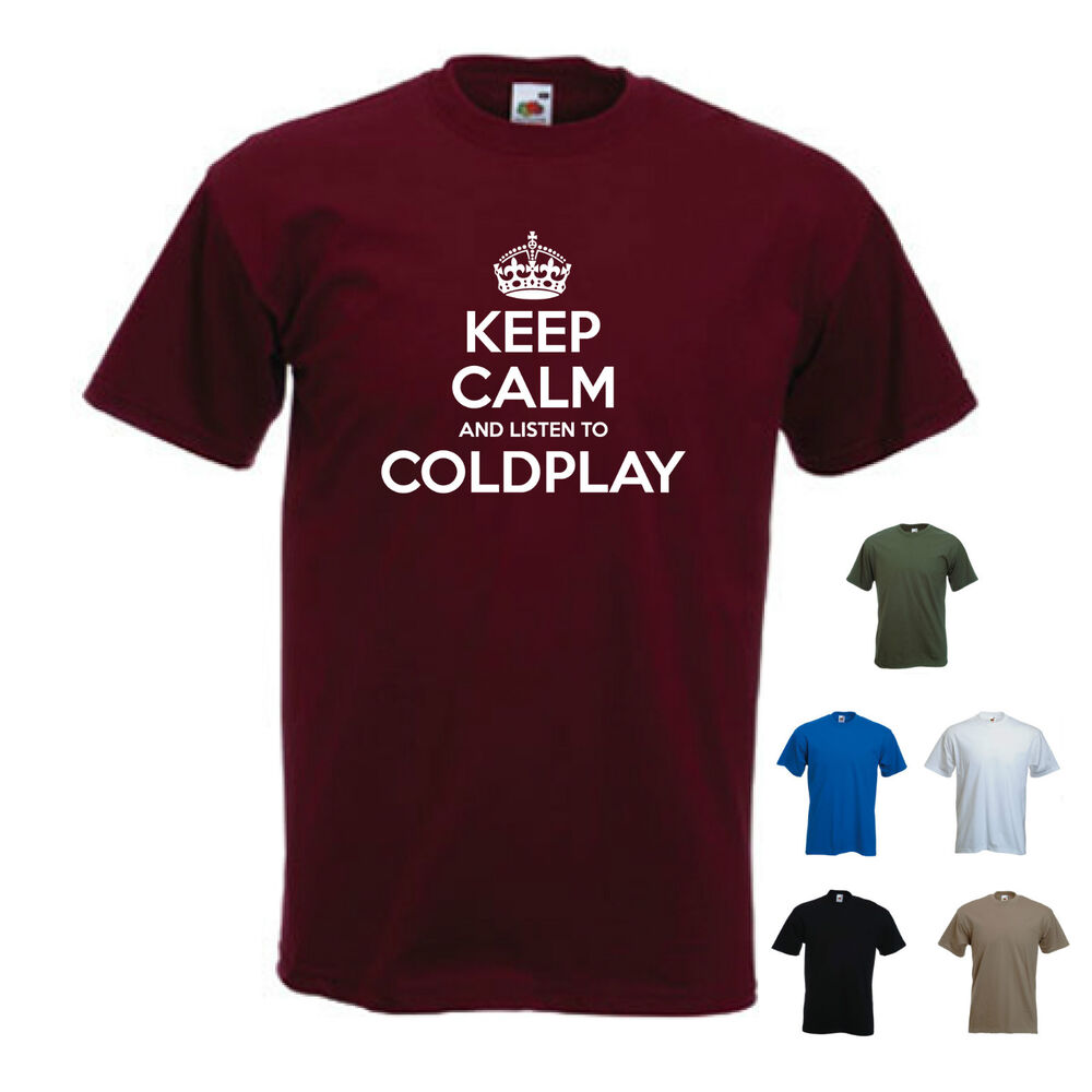 Très Coldplay T Shirt | eBay OQ21