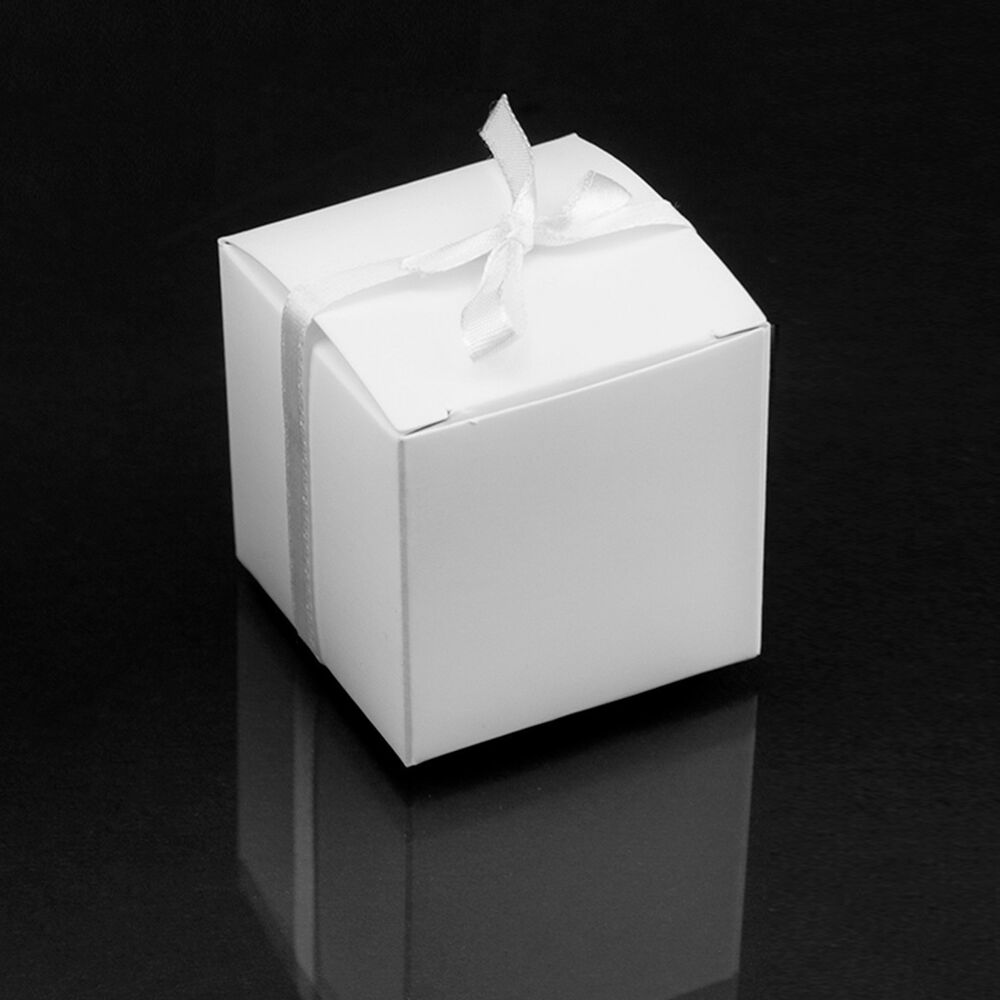 Wedding Gift Box Ebay : ... Wedding Gift Box Favor Candy Bridal Shower Favour Present eBay