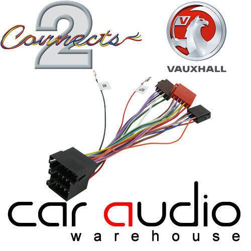 ct20vx02 vauxhall opel astra g vectra b corsa c iso wiring. Black Bedroom Furniture Sets. Home Design Ideas