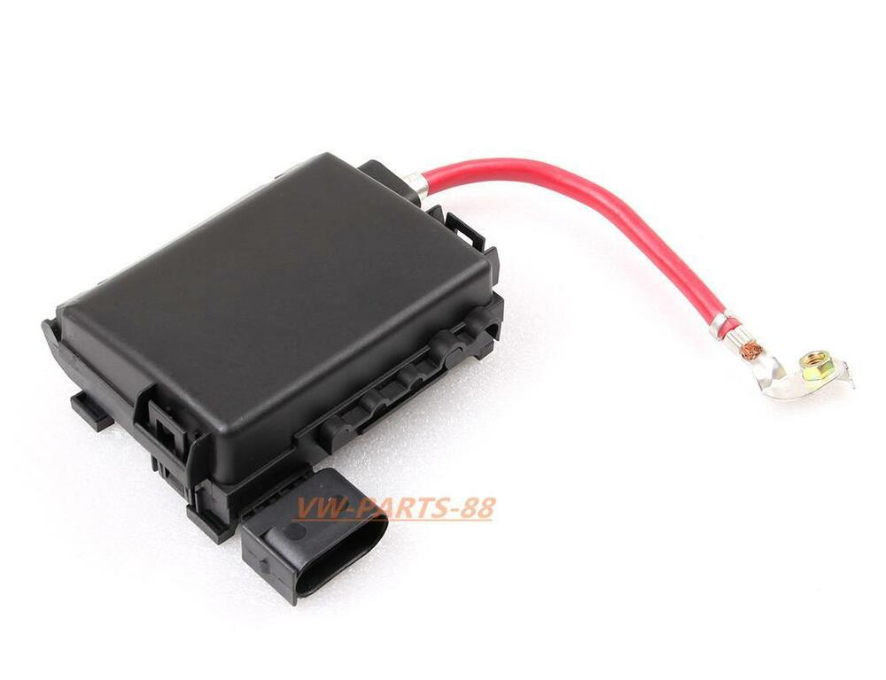 fuse box holder battery terminal for vw golf jetta mk4. Black Bedroom Furniture Sets. Home Design Ideas