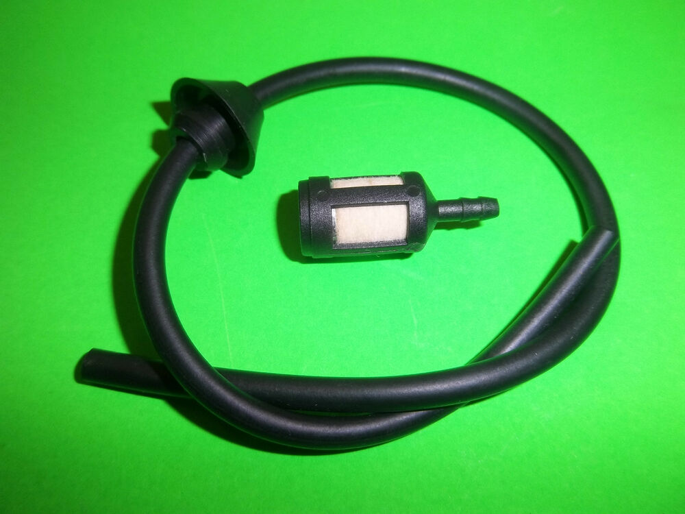 Fuel Systems For Blowers : Replac john deere fuel line w grommet filter fits