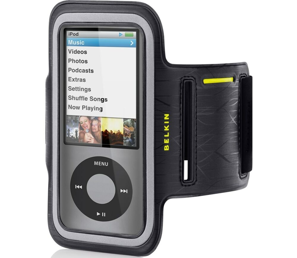 belkin dualfit sport armband running case for ipod nano 5g. Black Bedroom Furniture Sets. Home Design Ideas