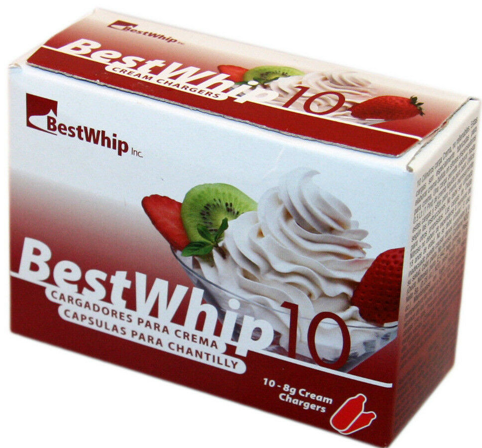 10 Best Whip Cream Charger N2o Whip It N20 Supercharge