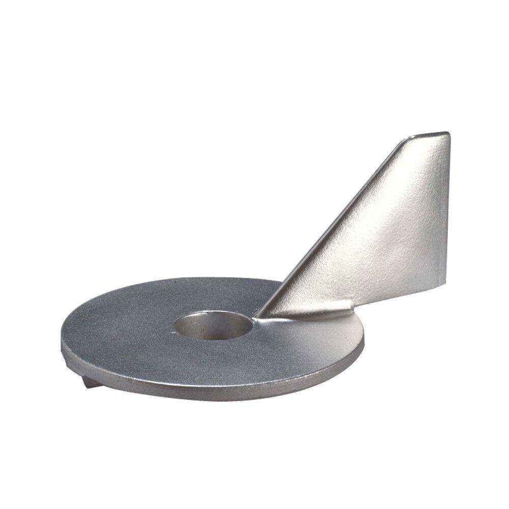Zinc trim tab anode to fit mercury mariner outboards 30 for Outboard motor trim tab