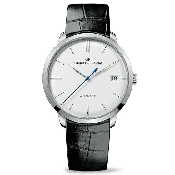 Girard perregaux 1966 ultra thin 18kt white gold 38mm ref 49525 53