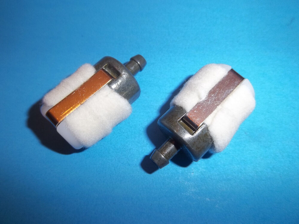 change fuel filter 2 pk new fuel filters fits husqvarna 150bt 350bt 170bt ... husqvarna fuel filter