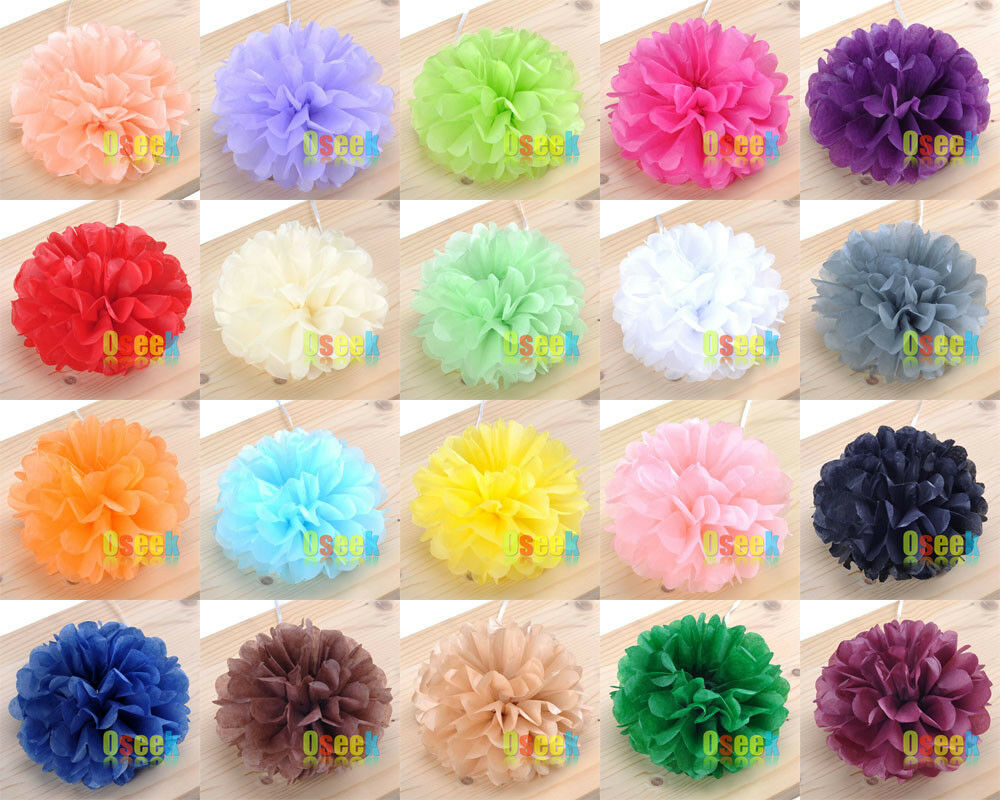 history of tissue paper flowers